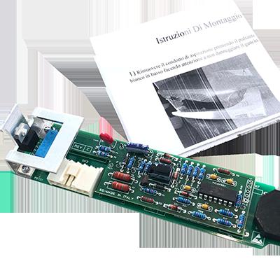 Scheda elettronica per VK 130 131